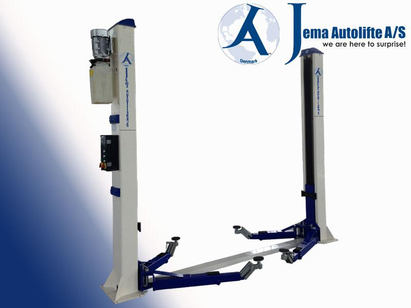 Jema Autolifte 2 Post Lift