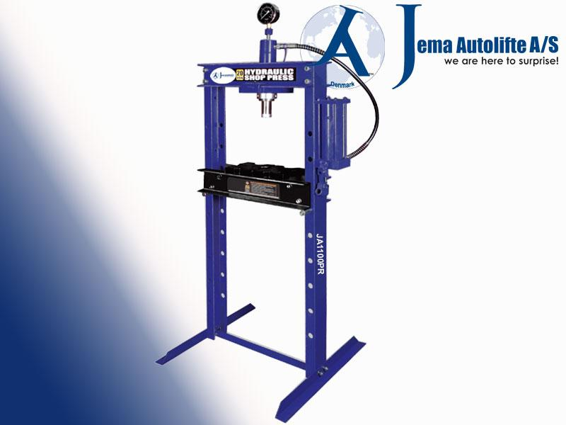 Jema Autolifte Hydraulic Shop Press JA1100PR